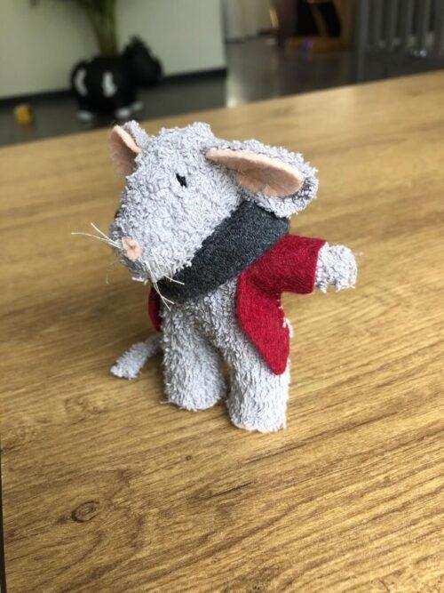 Muis voor muizenhuis